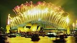 #Happy New Years' Sydney Australia
