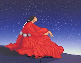 Navajo Velvet by R.C. Gorman 1