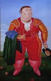 Fernando-Botero-The-Bullfighter