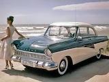 1957 Ford Taunus De Luxe