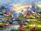 Spring Glory~ JamesLee wallpaper dsktpnxus-1024x768-14