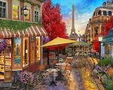 Evening in Paris~ David MacLean