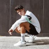 guy in sneakers