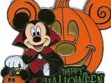 Happy haloween from mickey mouse