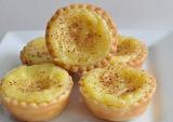 ^ Custard tarts