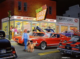 Crazy Eds Speed Shop and Muscle cars 2