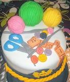 Cake @ Tartamora y Magdamery