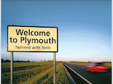 Plymouth Twinned With Tonic ;)