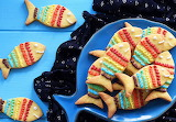 Fishy cookies