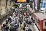 Hamburg Hauptbahnhof - the Busiest Train Station in Germany