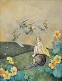 "Art tumblr enchantedbook ""Victorian faries"" ""da Rentoul Outhwait"