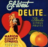 El West Delite Florida Citrus