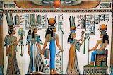 Papiro donne egizie