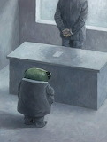 "Art tumblr lustik Cicada ""Shaun Tan"" 4"