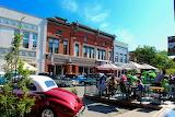 Car Show Downtown Mt. Pleasant, Michigan