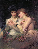A Rose Amidst Thorns~ James Sant