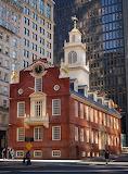Old State House, Boston, Massachusets
