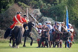 Jacobites repel the dragoons