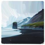 """Seascape tumblr thecollectibles """"Studies by Olga Kim"""" 1"""