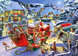 Santa's Christmas Supper - Roy Trower