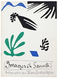 Matisse, Cover book, 1952