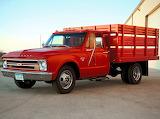 Chevrolet C30 truck 1967
