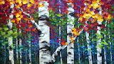 KaleidoscopeTrees MelissaMcKinnon