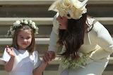 Kate Middleton at Meghan Markle and Prince Harry's Royal Wedding