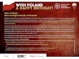 Happy Birthday, Poland!