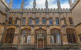 The Bodleian Library. Oxford. England