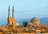 Sunset Iran