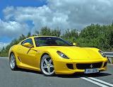 2009 Ferrari 599 GTE Fiorano