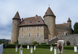 Chateau de Virieu Isere - France