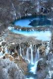 Lake in Croatia