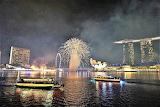 New year, Singapore