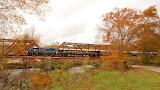 Trains - Blue Ridge Scenic Railway - Blue Ridge Georgia