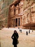 Posing-at-Petra-
