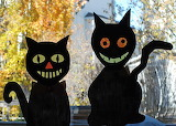 scary cats