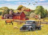 Summer on the Farm by Greg Giordano...