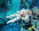 Underwater training, NASA, ESS