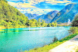Lake, Slovenia