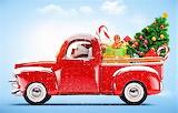 #Christmas Truck