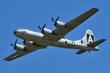 "Boeing B-29 ""FiFi"" arriving at Oshkosh 2011"