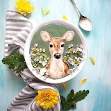 Deer Smoothie Bowl