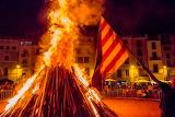 La Flama del Canigo, Catalunya