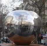 Paris, La 4ème Pomme, Franck Scurti