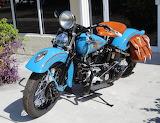 1937 Harley Davidson El Knucklehead