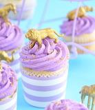 Lavender lemon cupcakes