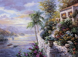 Seaside Island Villa