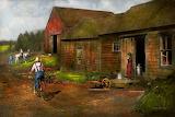 Farm-life-on-the-farm-1940s-mike-savad